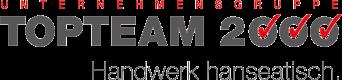 Logo der Firma Topteam 2000 GmbH
